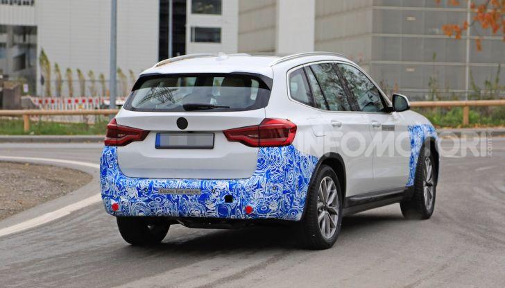 BMW iX3 2020: il SUV elettrico premium è Made in China - Foto 15 di 59
