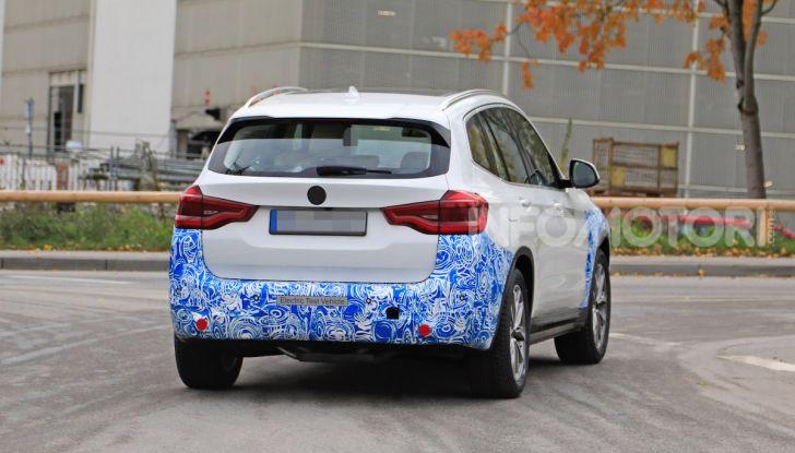 BMW iX3 2020: il SUV elettrico premium è Made in Cina - Foto 16 di 59
