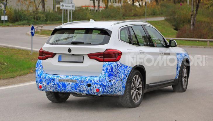 BMW iX3 2020: il SUV elettrico premium è Made in Cina - Foto 2 di 59