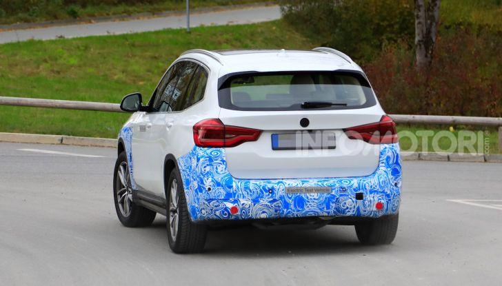 BMW iX3 2020: il SUV elettrico premium è Made in Cina - Foto 3 di 59