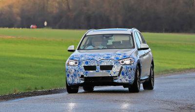 BMW iX3 2020: il SUV elettrico premium è Made in China