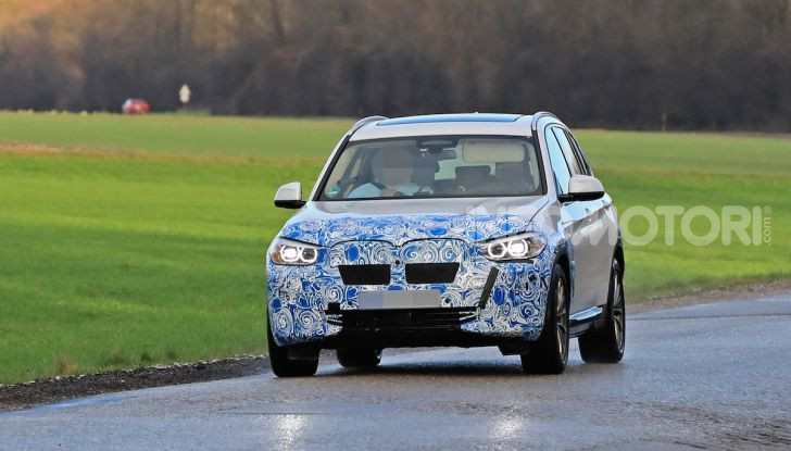 BMW iX3 2020: il SUV elettrico premium è Made in Cina - Foto 24 di 40