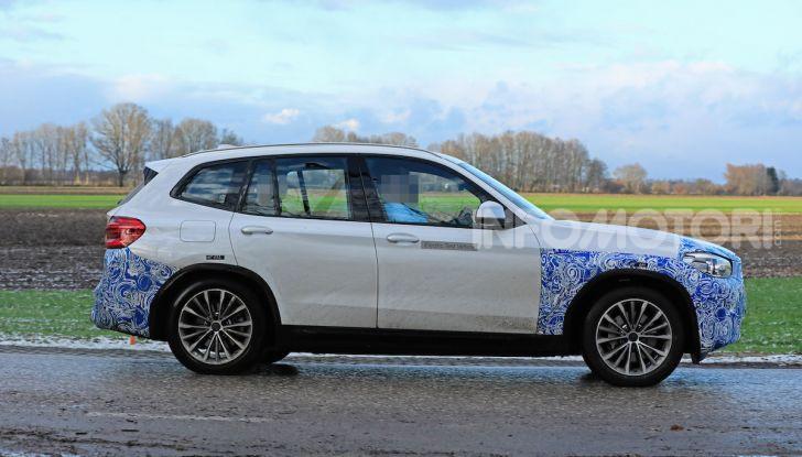 BMW iX3 2020: il SUV elettrico premium è Made in Cina - Foto 37 di 59