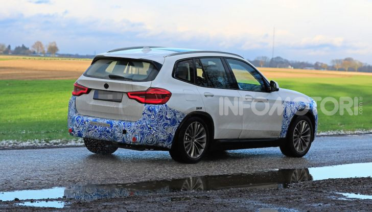 BMW iX3 2020: il SUV elettrico premium è Made in Cina - Foto 38 di 59