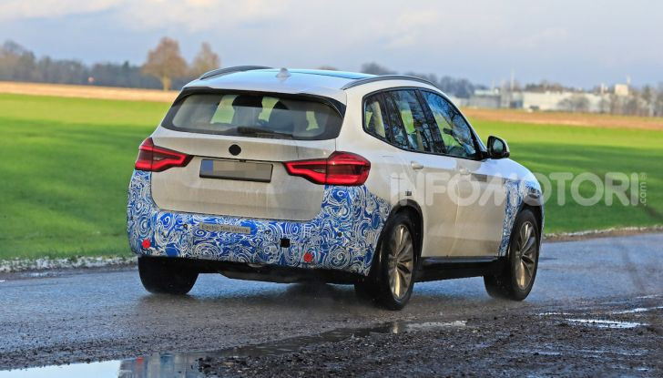 BMW iX3 2020: il SUV elettrico premium è Made in Cina - Foto 39 di 59
