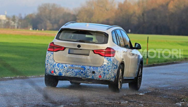 BMW iX3 2020: il SUV elettrico premium è Made in Cina - Foto 40 di 40