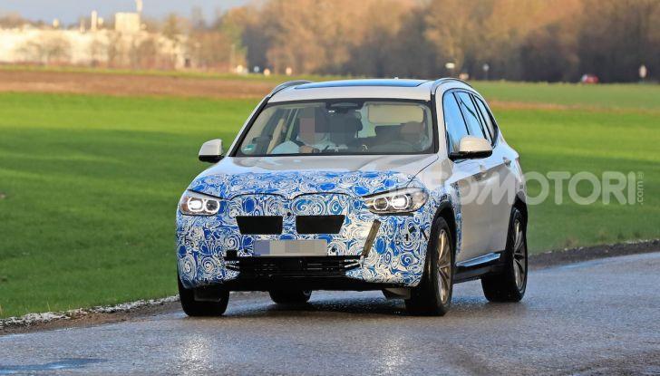 BMW iX3 2020: il SUV elettrico premium è Made in Cina - Foto 25 di 40
