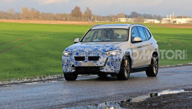 BMW iX3 2020: il SUV elettrico premium è Made in Cina - Foto 26 di 59