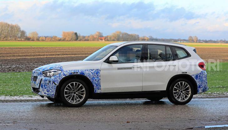 BMW iX3 2020: il SUV elettrico premium è Made in Cina - Foto 29 di 59