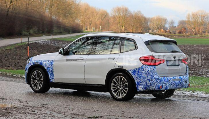 BMW iX3 2020: il SUV elettrico premium è Made in Cina - Foto 31 di 40