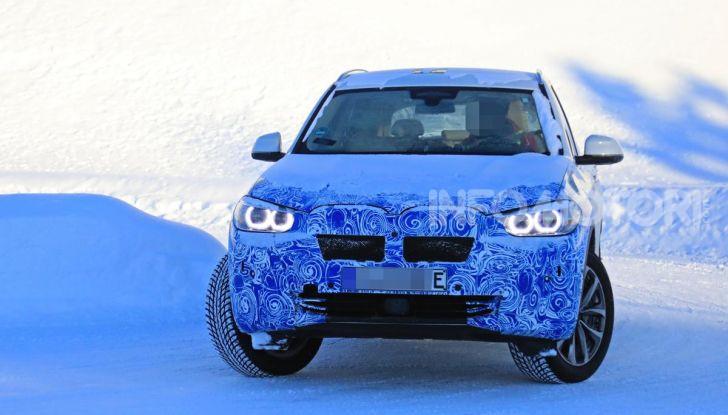 BMW iX3 2020: il SUV elettrico premium è Made in Cina - Foto 59 di 59