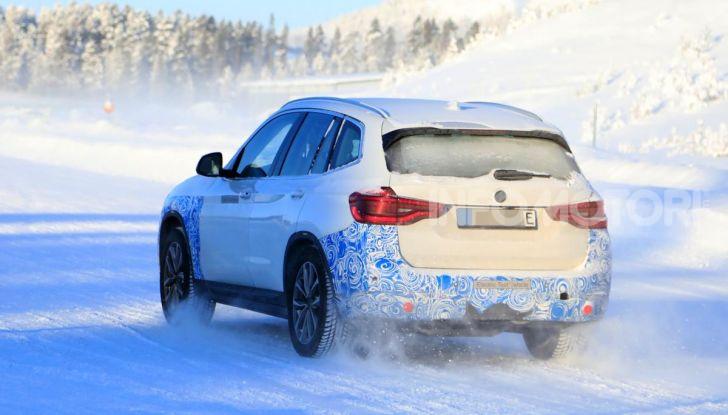 BMW iX3 2020: il SUV elettrico premium è Made in China - Foto 50 di 59