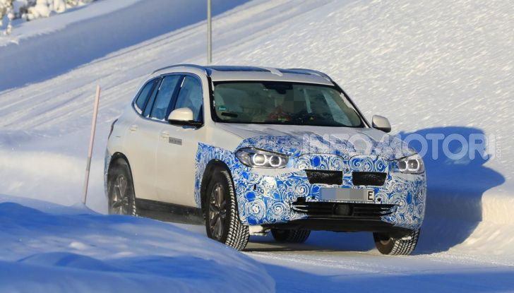 BMW iX3 2020: il SUV elettrico premium è Made in Cina - Foto 49 di 59