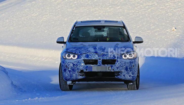 BMW iX3 2020: il SUV elettrico premium è Made in Cina - Foto 48 di 59