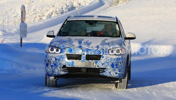 BMW iX3 2020: il SUV elettrico premium è Made in China - Foto 47 di 59