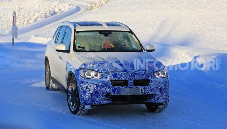 BMW iX3 2020: il SUV elettrico premium è Made in Cina - Foto 46 di 59