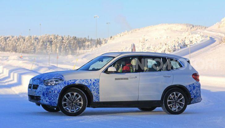 BMW iX3 2020: il SUV elettrico premium è Made in Cina - Foto 45 di 59