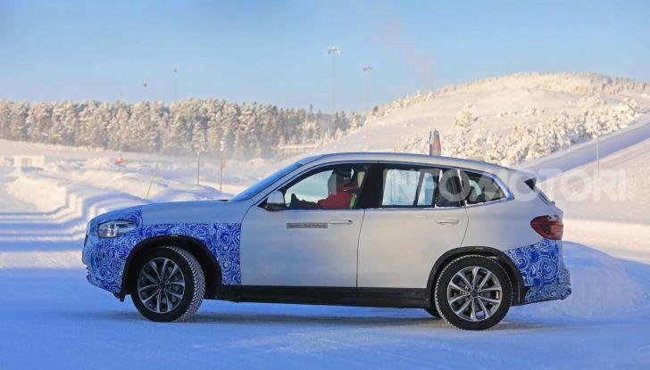BMW iX3 2020: il SUV elettrico premium è Made in Cina - Foto 44 di 59