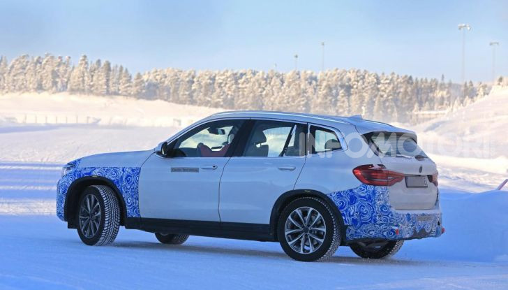 BMW iX3 2020: il SUV elettrico premium è Made in Cina - Foto 43 di 59
