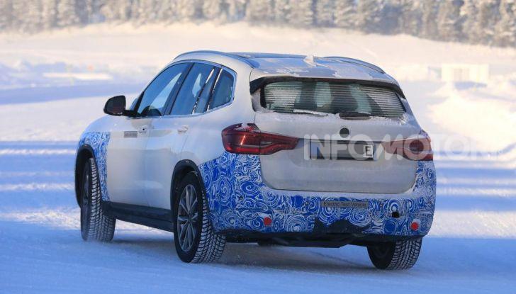 BMW iX3 2020: il SUV elettrico premium è Made in China - Foto 42 di 59