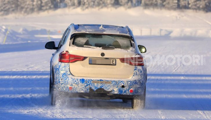 BMW iX3 2020: il SUV elettrico premium è Made in Cina - Foto 41 di 59