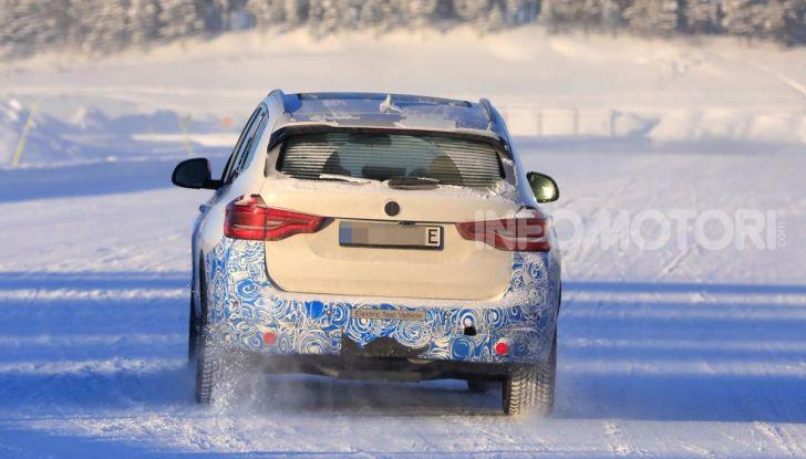 BMW iX3 2020: il SUV elettrico premium è Made in China - Foto 41 di 59