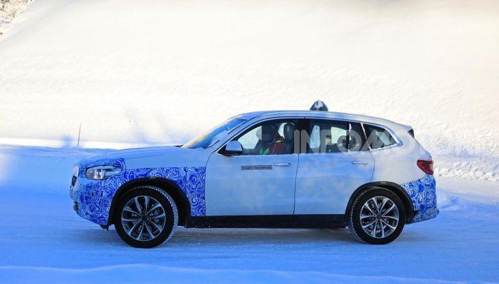 BMW iX3 2020: il SUV elettrico premium è Made in China - Foto 55 di 59
