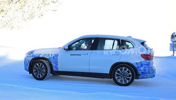 BMW iX3 2020: il SUV elettrico premium è Made in China - Foto 54 di 59
