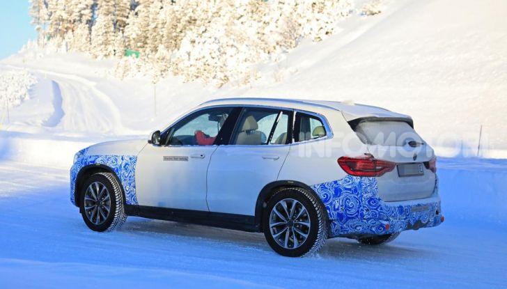 BMW iX3 2020: il SUV elettrico premium è Made in Cina - Foto 53 di 59