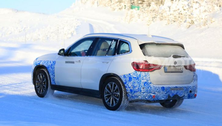 BMW iX3 2020: il SUV elettrico premium è Made in Cina - Foto 52 di 59