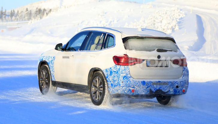 BMW iX3 2020: il SUV elettrico premium è Made in Cina - Foto 51 di 59