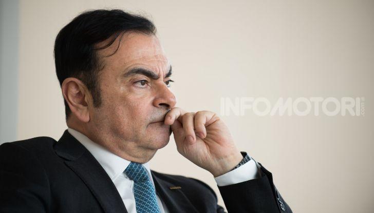 Arrestato Carlos Ghosn, Presidente Alleanza Renault-Nissan - Foto 1 di 6