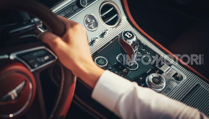 Bentley Continental GT Convertible 2019: lusso inglese allo scoperto - Foto 15 di 37