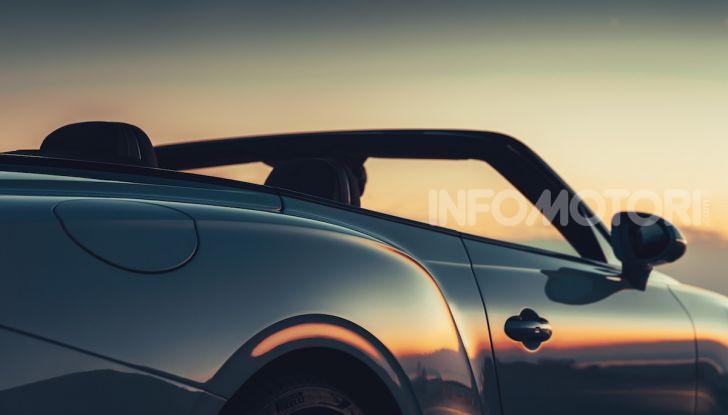 Bentley Continental GT Convertible 2019: lusso inglese allo scoperto - Foto 16 di 37