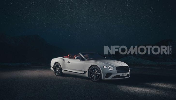 Bentley Continental GT Convertible 2019: lusso inglese allo scoperto - Foto 17 di 37
