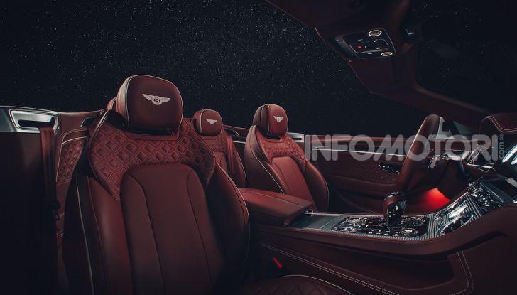 Bentley Continental GT Convertible 2019: lusso inglese allo scoperto - Foto 20 di 37