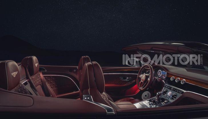 Bentley Continental GT Convertible 2019: lusso inglese allo scoperto - Foto 21 di 37