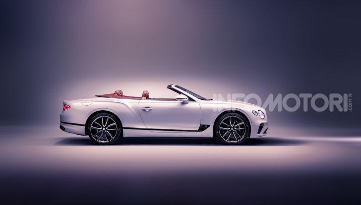 Bentley Continental GT Convertible 2019: lusso inglese allo scoperto - Foto 23 di 37