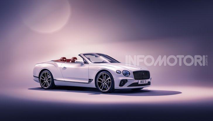Bentley Continental GT Convertible 2019: lusso inglese allo scoperto - Foto 24 di 37