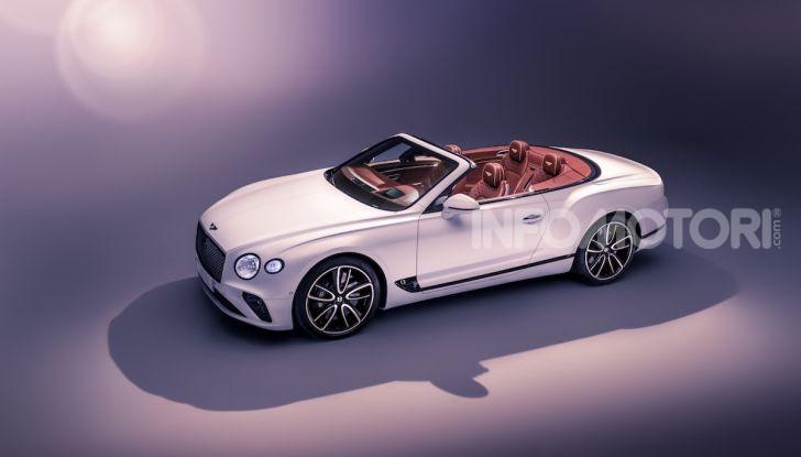 Bentley Continental GT Convertible 2019: lusso inglese allo scoperto - Foto 25 di 37