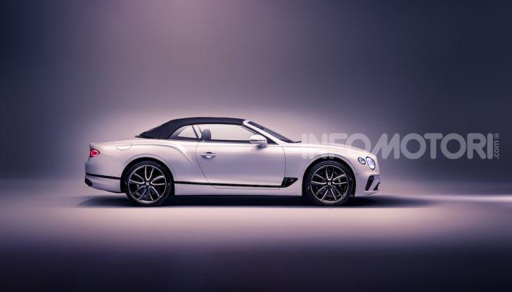 Bentley Continental GT Convertible 2019: lusso inglese allo scoperto - Foto 26 di 37
