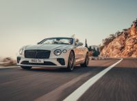 Bentley Continental GT Convertible 2019: lusso inglese allo scoperto
