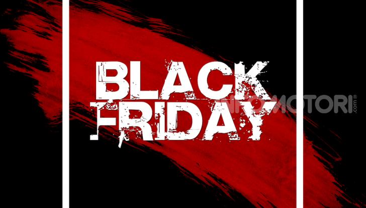 Black Friday 2018: tutte le offerte per auto e moto - Foto 2 di 5