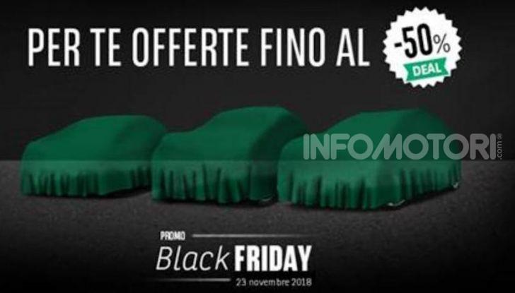 Black Friday 2018: tutte le offerte per auto e moto - Foto 5 di 5