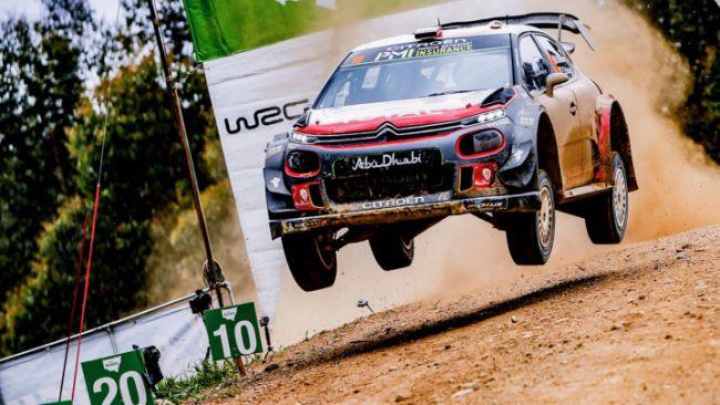 WRC Australia 2018: Citroën sul podio con Mads Ostberg
