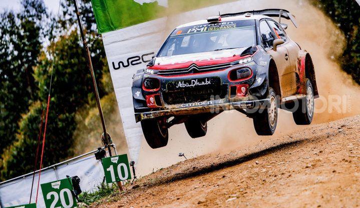 WRC Australia 2018: Citroën sul podio con Mads Ostberg - Foto  di