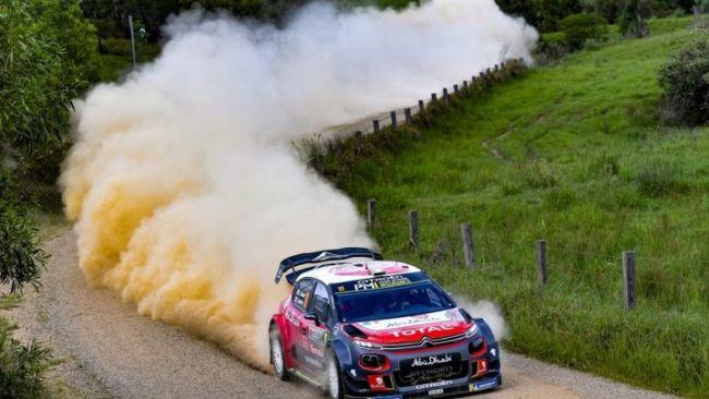 WRC Australia 2018 - Giorno 2: Mads Ostberg a un soffio dal podio
