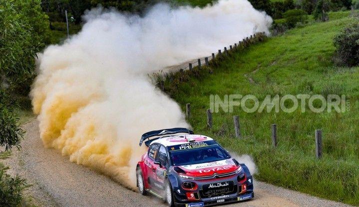 WRC Australia 2018 – Giorno 2: Mads Ostberg a un soffio dal podio - Foto  di