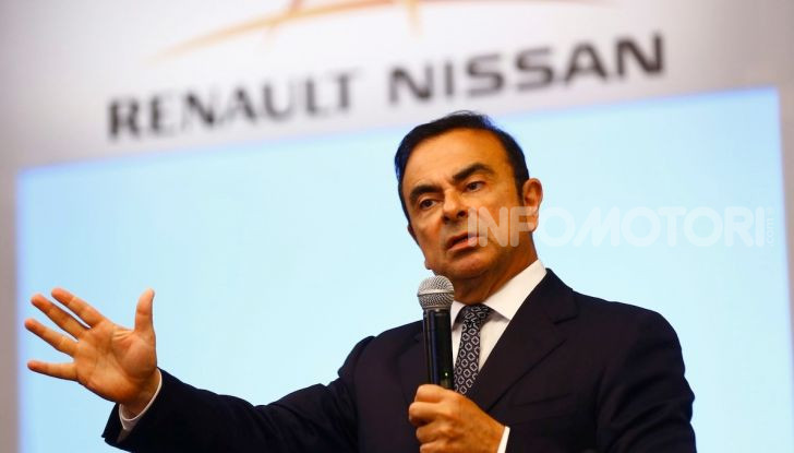 Arrestato Carlos Ghosn, Presidente Alleanza Renault-Nissan - Foto 2 di 6