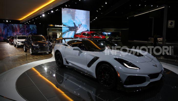 Chevrolet: le foto più belle dal Salone di Los Angeles 2018 - Foto 2 di 27